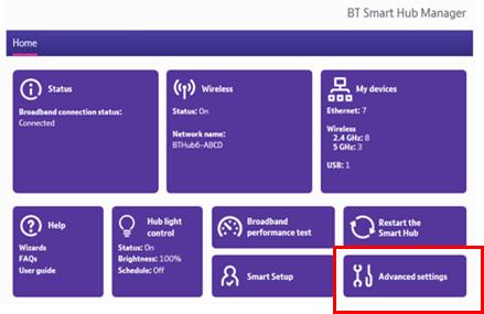 How do I change the wi-fi password on my BT Hub? | BT help