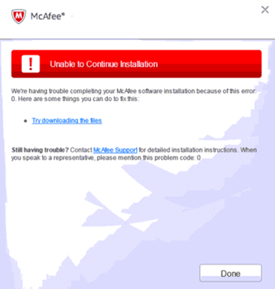 What to do about BT Virus Protect warning and error messages