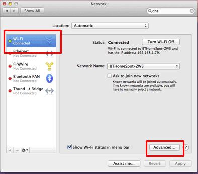 google dns helper per mac