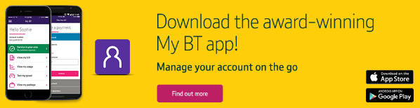 Where do I find my BT account number? | BT help