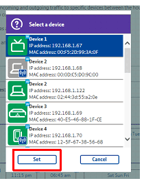 How do I turn off BT access controls for a device? | BT help