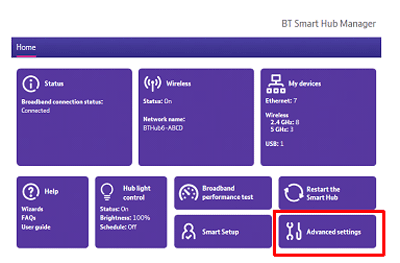 What is the wireless mode feature on my BT Smart Hub? | BT help