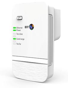 Wi-Fi Extender 300 | BT help